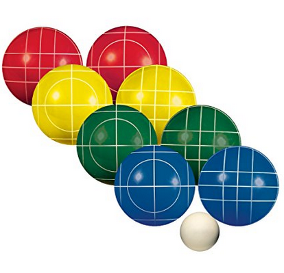 Franklin Sports Advanced Bocce Balls