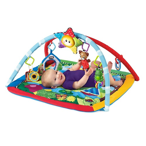 Baby Einstein Caterpillar & Friends Play Baby Gym