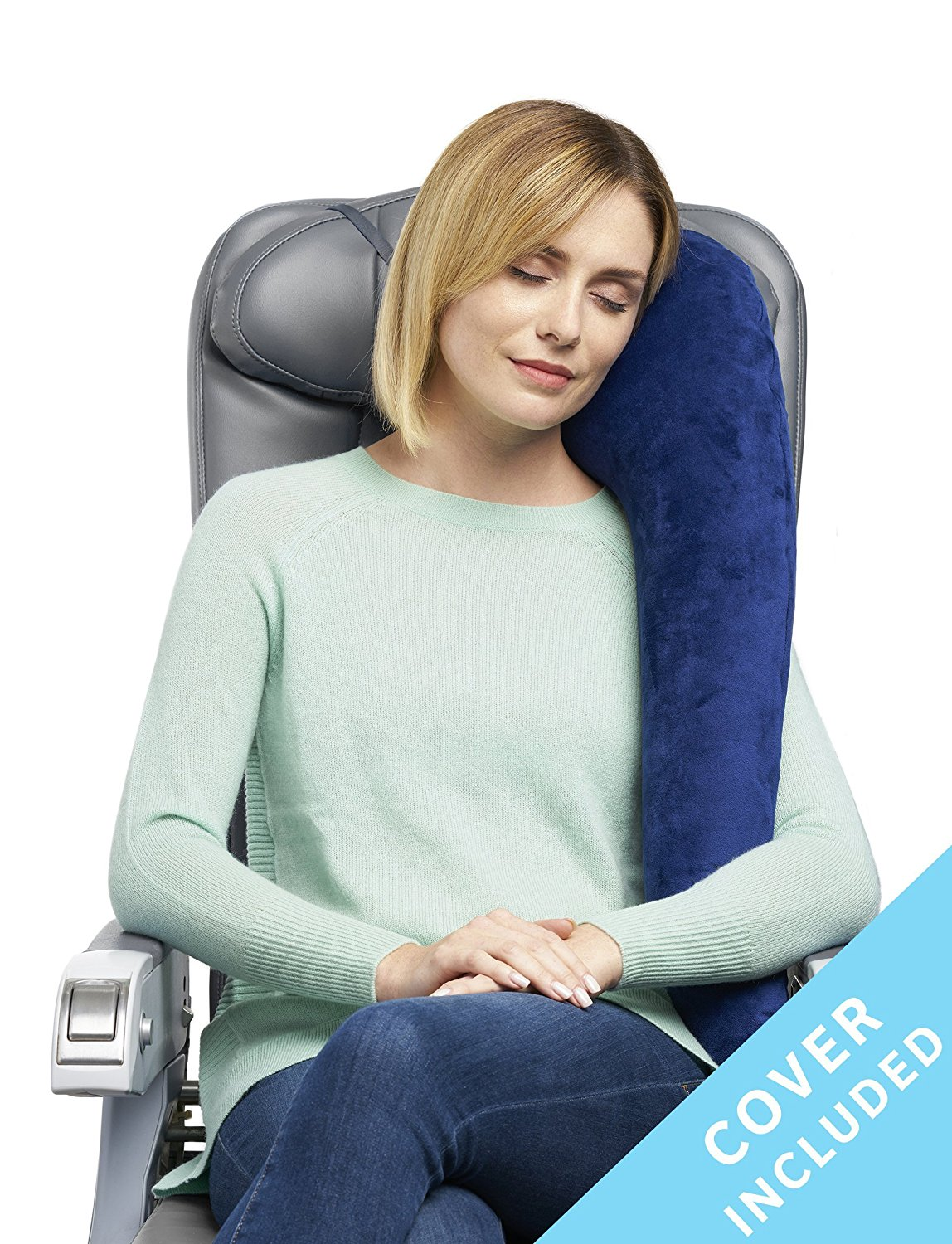 Travelrest All-in-One Ultimate Travel Pillow