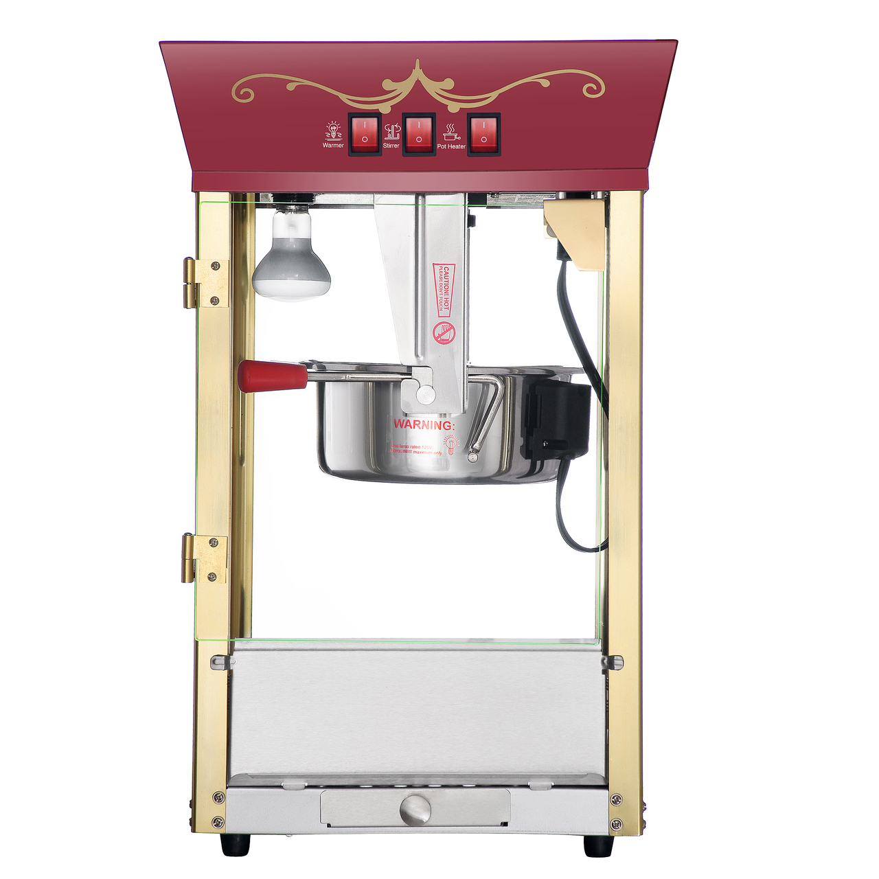 Great Northern Theater Style Popcorn Machine