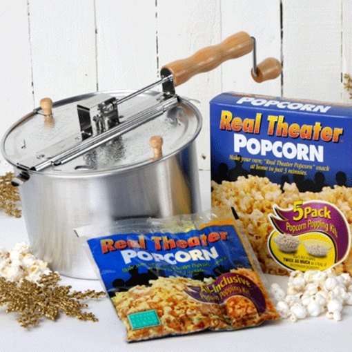 Wabash Valley Farms WhirleyPop Stovetop Popcorn Machine