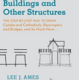 Lee J. Ames Draw 50 Buildings & Other Structures Book