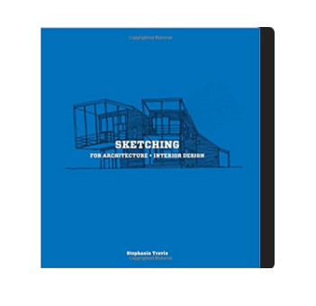 Stephanie Travis Architecture Sketching Book