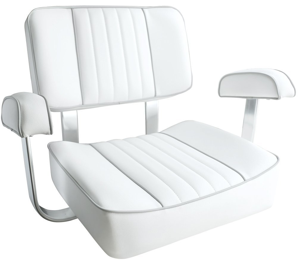 Leader Accessories Captain's Boat Seat