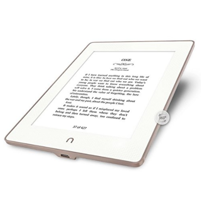 Barnes & Noble Nook GlowLight Plus E-Book Reader
