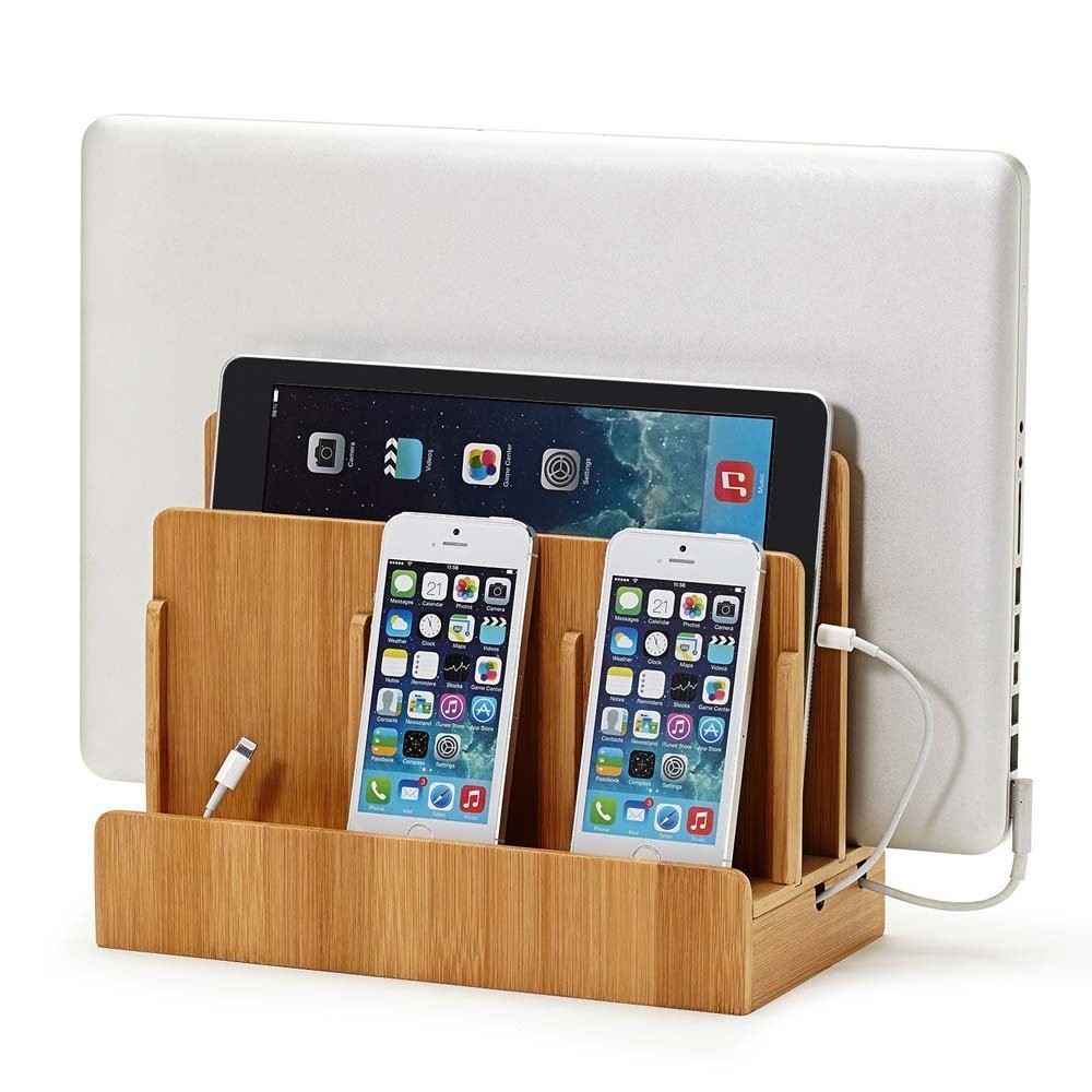Great Useful Stuff Multi-Device Charging Station