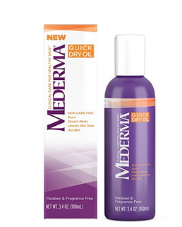 Mederma Quick Dry Stretch Mark Oil