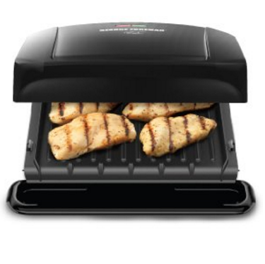 George Foreman 4-Serving Panini Press