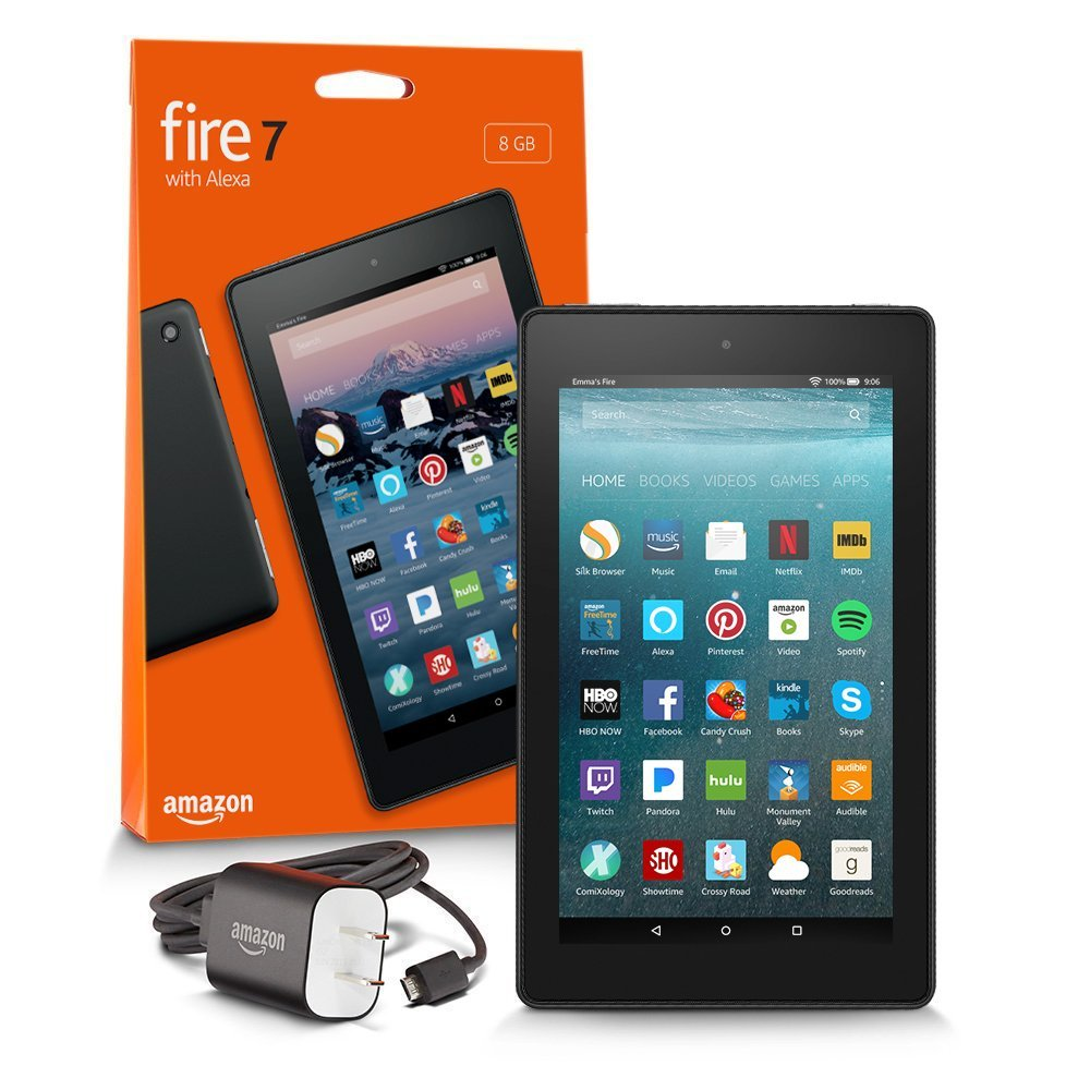 Amazon All-New Fire 7 Tablet with Alexa