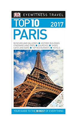 DK Eyewitness Travel Top 10 Paris Travel Book
