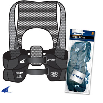 Champro Air Tech Rib Vest Football Protector