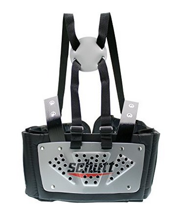 Schutt Air Maxx Rib Protector with Harness & Straps to Attach Shoulder Pads – Available in Medium or Large