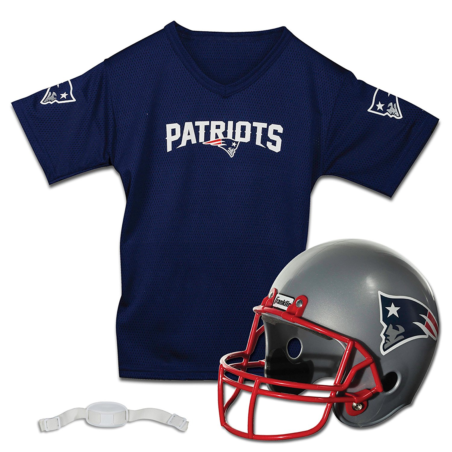 Franklin Sports NFL Helmet & Jersey Set