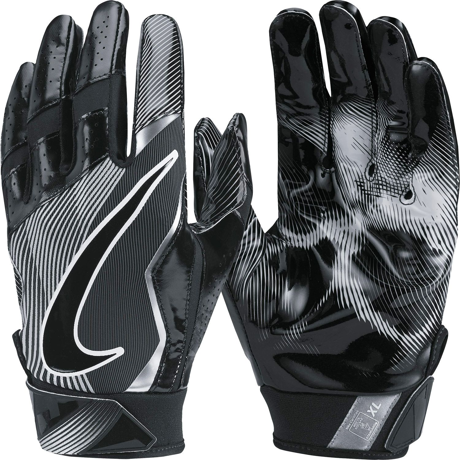 Nike Men's Vapor Jet Lightspeed Football Gloves - Available in 5 Sizes and 11 Colors