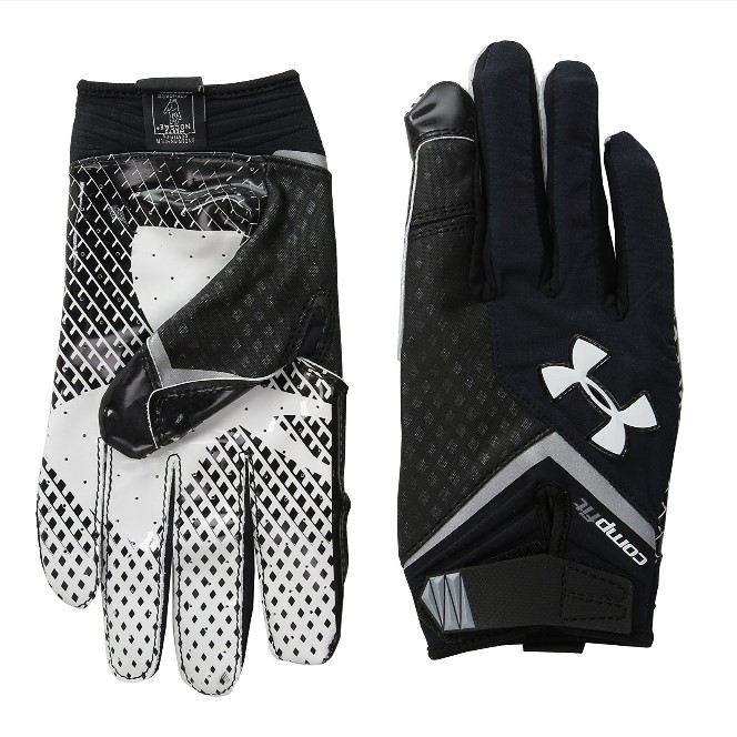 Under Armour Men's Nitro Football Gloves