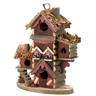 Furniture Creations Ginger-Bread Style Bird House