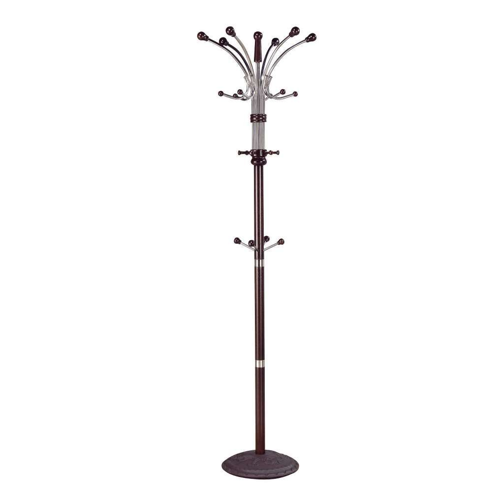 Acme Hubert Espresso Coat Rack