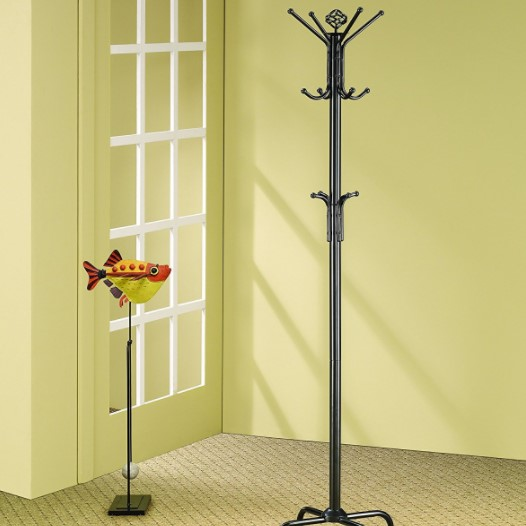 Coaster Home Satin Coat Rack
