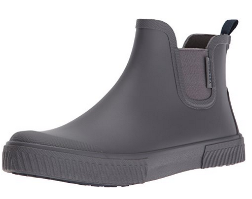 Tretorn GUS Men's Rubber Rain Boots with Seamless Design - Available in 2 Colors & 7 Sizes