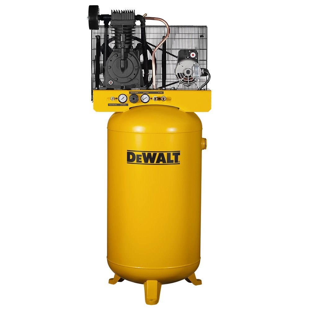 Dewalt 80 Gallon Two Stage Air Compressor