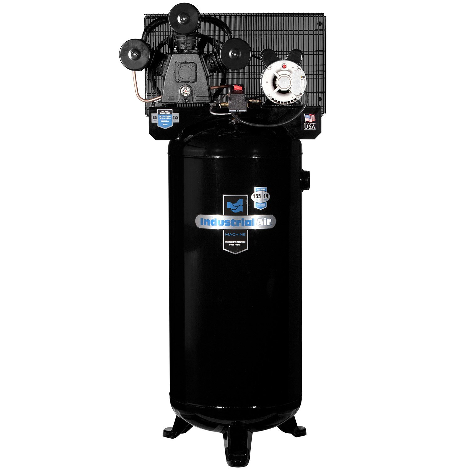 Industrial Air Three Cylinder Air Compressor