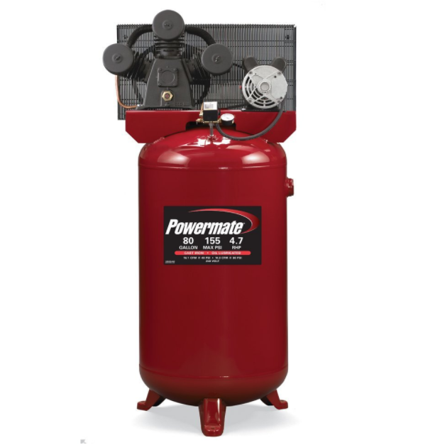 Powermate 80-Gallon Air Compressor