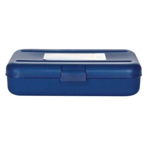 Staples Translucent Pencil Box
