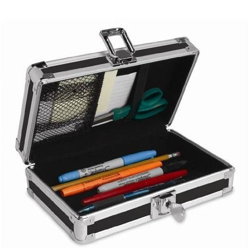Vaultz Pencil Box with Lock