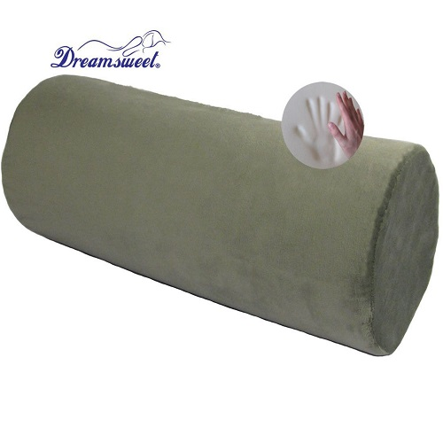 Dreamsweet Memory Foam Round Neck Roll