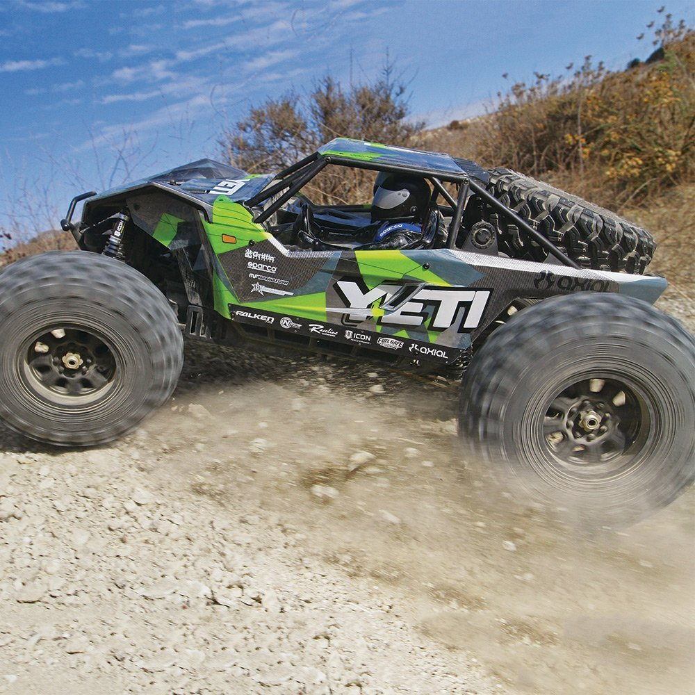 Axial Yeti XL 4x4 Monster Buggy