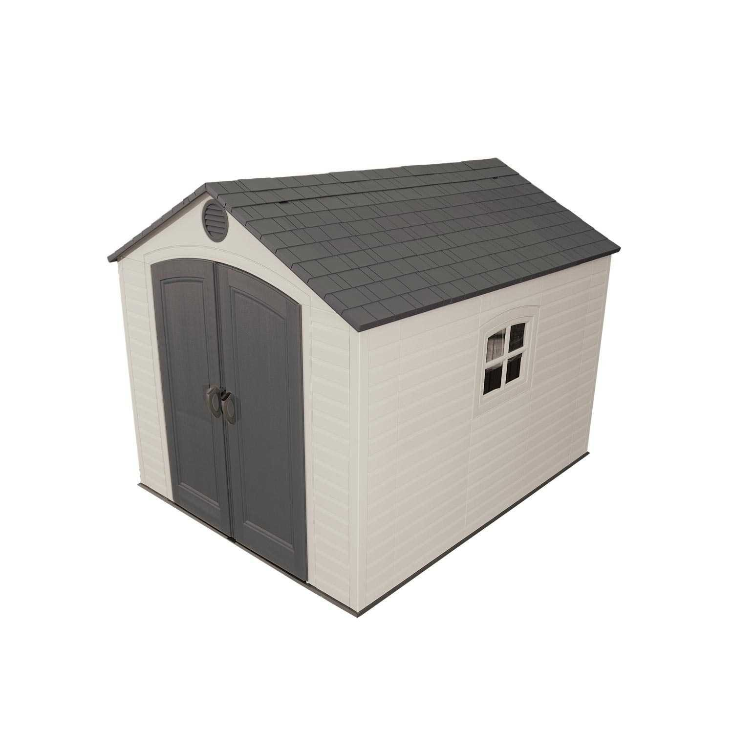 Lifetime Outdoor Storage Shed