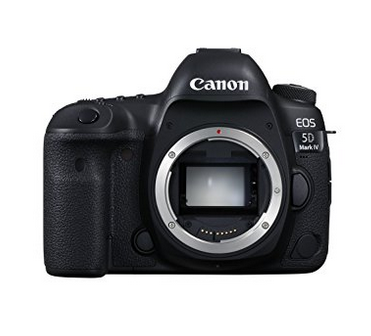 Canon EOS 5D Mark IV 30.4 MP Full Frame CMOS DSLR Camera – Available in Multiple Styles & Configurations
