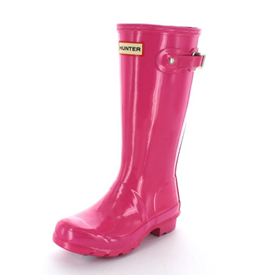 Hunter Original Kids' Gloss Rain Boots