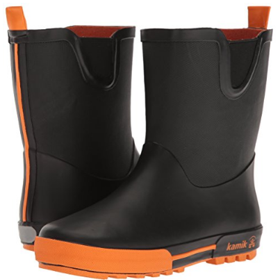 Kamik Kids' Rainplay Rain Boots