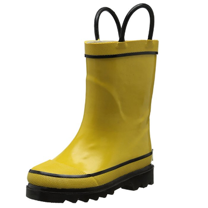 Western Chief Moisture Absorbent Kids Firechief Rain Boot – Available in Multiple Sizes & Colors