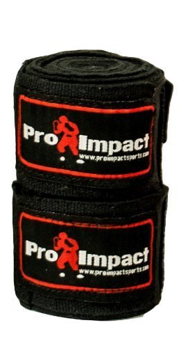 Pro Impact Mexican Style Elastic Hand Wraps