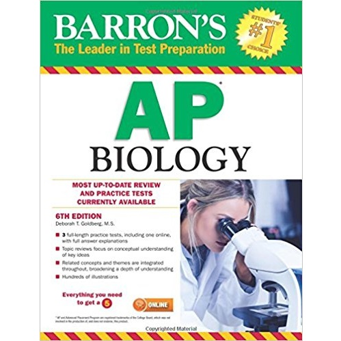 Deborah Goldberg Barron's AP Biology