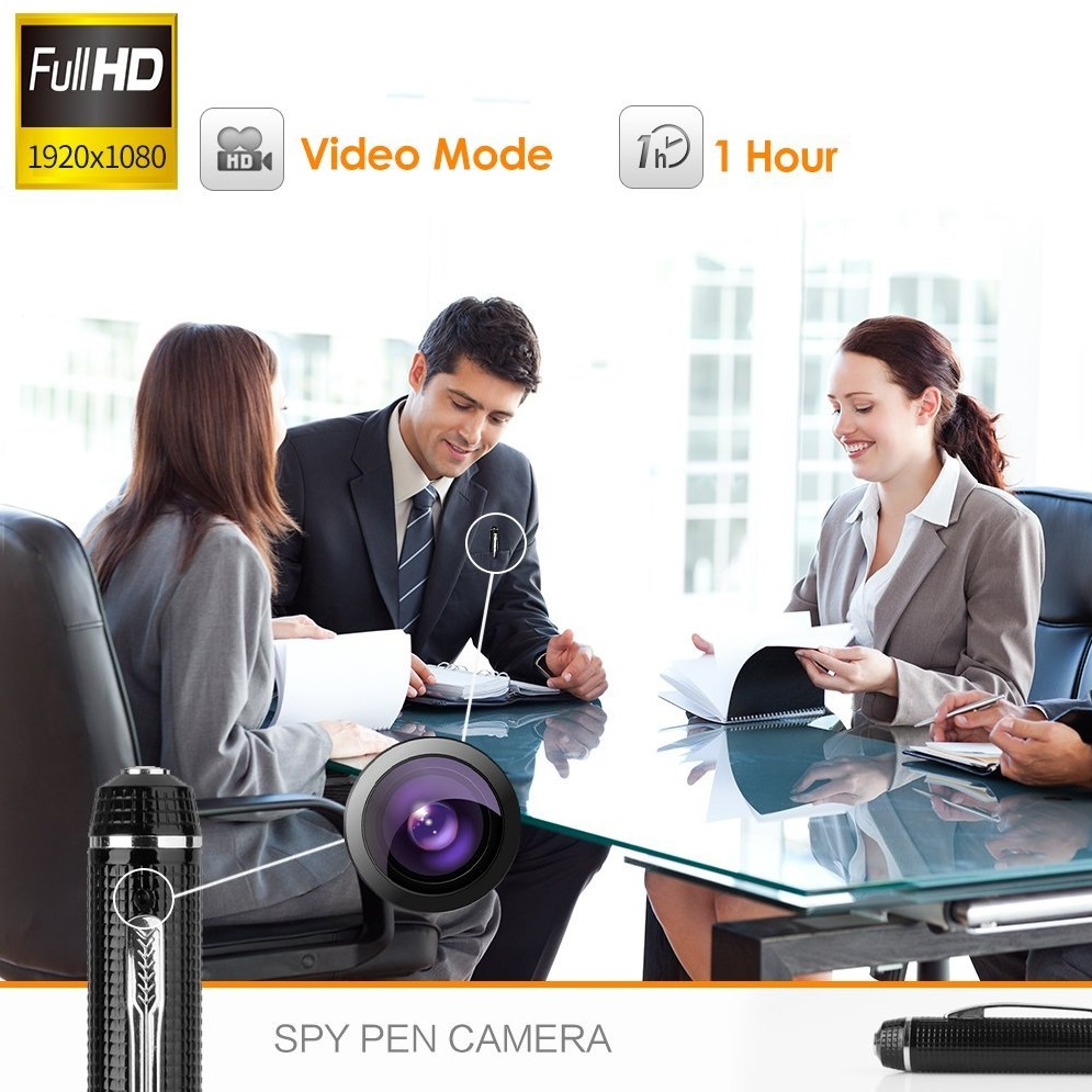 Minicute Hidden Camera Spy Pen