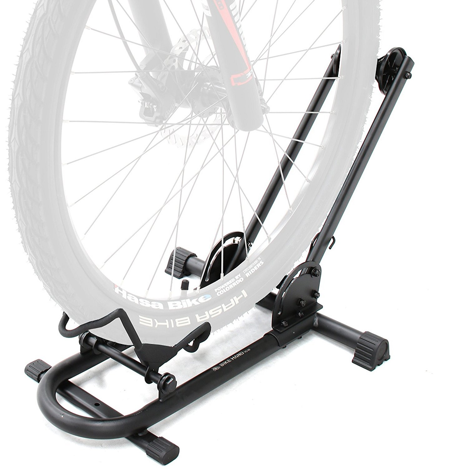 Bikehand Bike Floor Parking Rack