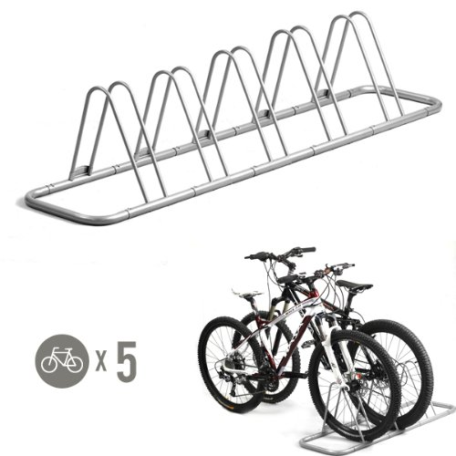 Cyclingdeal 5 Bike Parking Rack