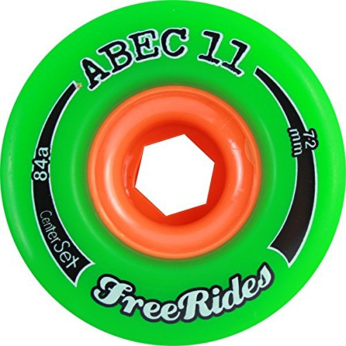 Abec 11 Classic FreeRides Skateboard Wheels
