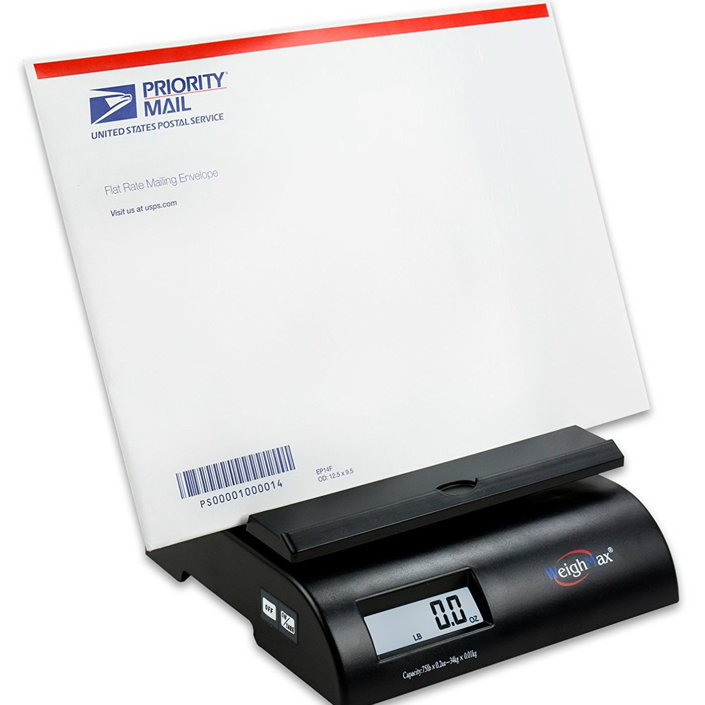 Weighmax Postal Shipping Scale