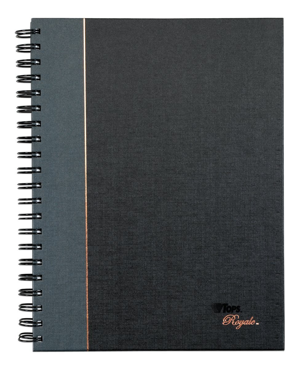 Tops Royale Executive Notebook
