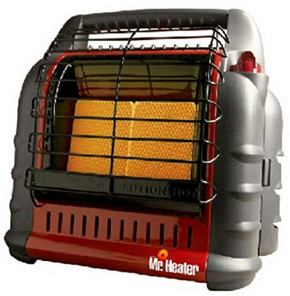 Mr. Heater Big Buddy Portable Propane Heater