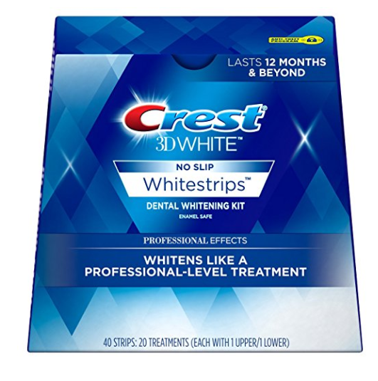 CREST 3D White Luxe Teeth Whitening Kit