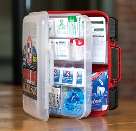 Be Smart Get Prepared All-Purpose First Aid Kit