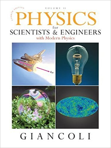 Douglas C. Giancoli Physics for Scientists and Engineers