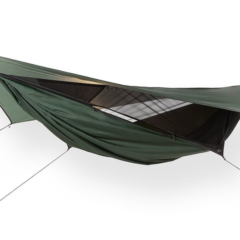 "Hennessy Hammock Expedition Series  - 6"" Tree Style Hammock, Available in Classic or Zip Style"