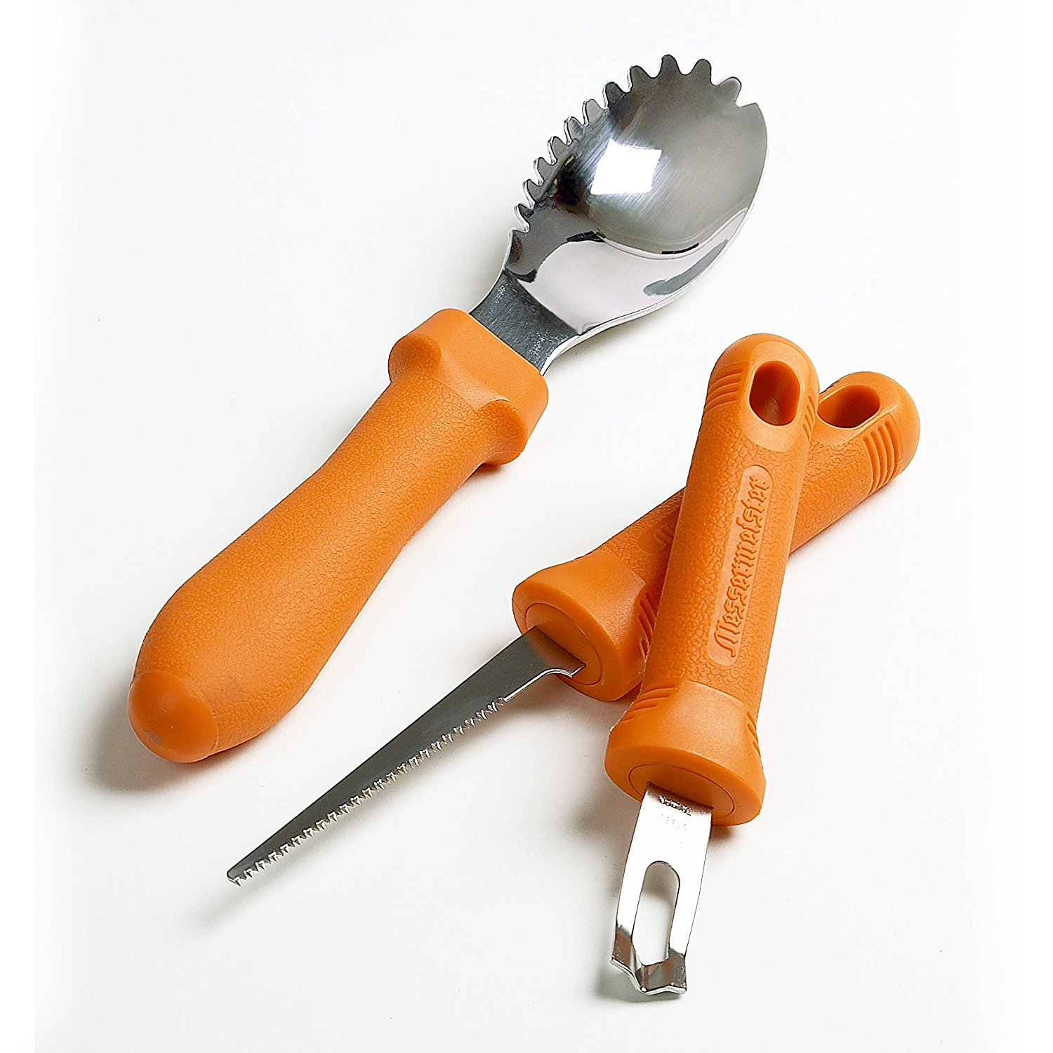Messermeister Pumpkin Meister Orange Carving Kit - Available in 2 Designs