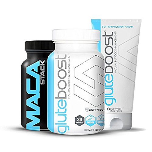 Gluteboost Booty Enhancement Combo Kit